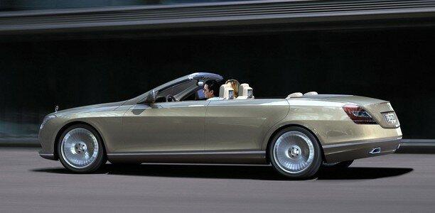 Новый Mercedes S-класса продемонстрируют в 2013 году