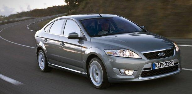 Компания Ford откладывает выпуск Mondeo