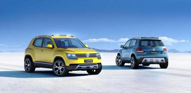 Volkswagen выпускает конкурента Honda
