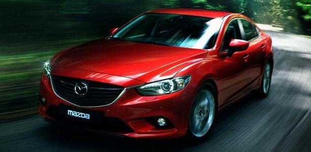 Mazda 6 будет продемонстрирована в 2014 году